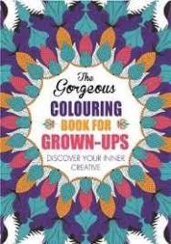 Books Kinokuniya Gorgeous Colouring Book For Grown Ups Discover
