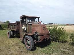 100 Pioneer Trucks Unrestored Trucks Acres Museum Irricana Off The