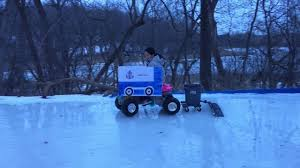 Zamboni Kid Backyard Ice Rink - YouTube Backyards Trendy Backyard Roller Hockey Rink The Coolest Yard In Town Beats Winter Blues Whotvcom Amazoncom Nice 36x70 Outdoor Ice Rink And Using Plywood Boards 90 Rinks Archives Liners By Nicerink 3 Lessons Ive Learned From My Joshua House Home Interior Ekterior Ideas Best Rated Kitchen Cabinets Sleep Number Bed Custom Itallations Residential Synthetic