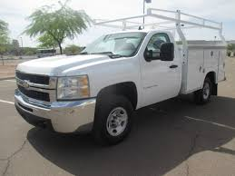 USED 2009 CHEVROLET SILVERADO 2500HD SERVICE - UTILITY TRUCK FOR ...