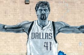 Deep Ellum Dallas Murals by Dirk Nowitzki