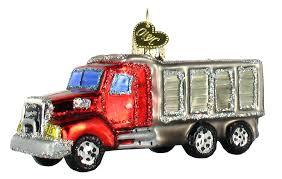 100 Dump Truck Storage Amazoncom Old World Christmas Glass Ornament Home