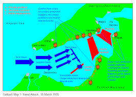 Where Did The Lusitania Sink Map by First World War 1914 1918