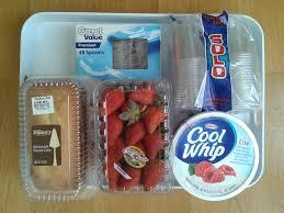 Fast Easy Semi Homemade Strawberry Shortcakes