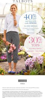 Talbots Coupons - 40% Off A Single Item Today At 50 Off Talbots Coupons Promo Discount Codes Wethriftcom Dealigg Coupons Helpers Chrome The Perfect Cropchambray Top Savings Deals Blogs Dudley Stephens New Releases Coupon Code Kelly In The City Batteries Plus Coupon Code Discount 30 Off Entire Purchase Store Macys 2018 Chase 125 Dollars