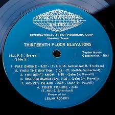 13th Floor Elevators Easter Everywhere 320 by Thirteenth Floor Elevators Chords 28 Images Thirteenth Floor