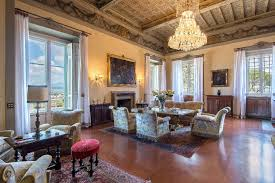 Villa Antinori InteriorbrPhoto Courtesy Of The Lionard Luxury