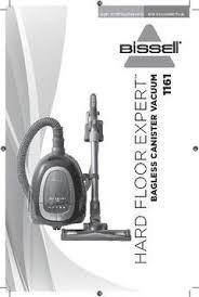 Bissell Poweredge Pet Hard Floor Vacuum Walmart by Bissell Bagless Hard Floor Expert Deluxe Vacuum 1161 Walmart Com