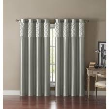 Sheer Curtain Panels With Grommets by Vcny Roxanne Pintuck Curtain Panel Sigalit And Noam Pinterest