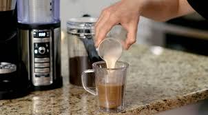 Pumpkin Spice Caramel Macchiato by Making A Caramel Macchiato With The Ninja Coffee Bar Youtube