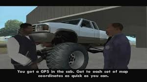 Grand Theft Auto: San Andreas - Mission #63 - Monster - YouTube Gta Gaming Archive Stretch Monster Truck For San Andreas San Andreas How To Unlock The Monster Truck And Hotring Racer Hummer H1 By Gtaguy Seanorris Gta Mods Amc Javelin Amx 401 1971 Dodge Ram 2012 By Th3cz4r Youtube 5 Karin Rebel Bmw M5 E34 For Bmwcase Bmw Car And Ford E250 Pumbars Egoretz Glitches In Grand Theft Auto Wiki Fandom Neon Hot Wheels Baja Bone Shaker Pour Thrghout