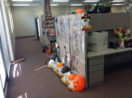 fromm the heart halloween office decorating contest winner