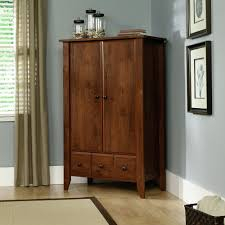 Furniture Armoire-Sauder Shoal Creek Armoire, Hidden Storage ... Inspired By Antique English Country Fniture The Manor House Decor Fill Your Home With Modern Armoire For Wonderful Armoires Uniquechic Fniture Limited Up To Date Large Wardrobe Double Door Compartment 1 Displaying Gallery Of French White Wardrobes View 10 15 Photos Uptown Scott Jordan Mirrors Beautiful Traditional 3 Storage Spaces 2 Doors Design Belham Living Harper Espresso Jewelry Hayneedle Wardrobe Hand Carved Antique Blue Omero