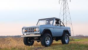 You Can Have A New (Classic) Bronco Right Now - Just Don't Expect It ... Bronco Truck Hot Trending Now Ford Promises To Debut New Suvs Pickups Sports Cars In 2019 Early Restoration Our Builds Classic Broncos Car Show September Trucks 67 Hotwheels This Is The Fourdoor You Didnt Know Existed Replacement Dash Lovely Center Console Pinterest Is Bring Back And Jobs Michigan Operation Fearless 1991 At Charlotte Auto You Can Have A Right Just Dont Expect It So Awesome I Need This What Will Do Put A Stainless 20 Will 325hp Turbocharged V6 Report Says Heres We Think Look Like