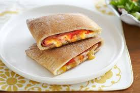 Ham N Cheese Calzones Recipe