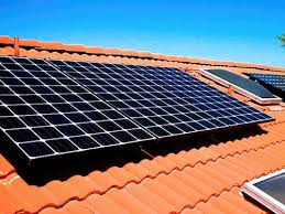clay tile flat rooftops new day solar