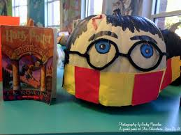 Harry Potter Pumpkin Carving Patterns Easy by 12 Kids Made Storybook Pumpkin Ideas For Halloween Literacy