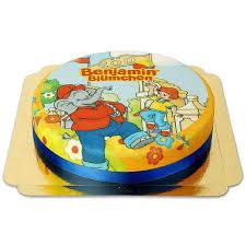 benjamin blümchen torte mit otto