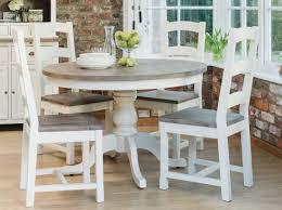 White Table Desk Dining Room Set Walmart Round For 4