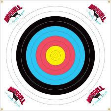 Halloween Contact Lenses Target by Morrell Targets Polypropylene Archery Target Face 80 Cm Walmart Com