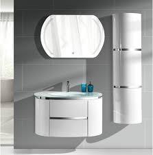 china badezimmer kabinett glaswaschbecken fabrik und