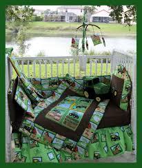 Mossy Oak Crib Bedding by John Deere Baby Bedding New Baby Crib Bedding Set Brand New John