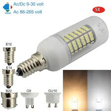 aliexpress buy viewi 5x le led bulb for home 12 volt