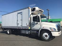 2011 Hino 338, Thermoking Reefer Unit, 24 Feet Box, Liftgate – New ... 2011 Hino 338 Thermoking Reefer Unit 24 Feet Box Liftgate New Used Veficles Chevrolet Box Van Truck For Sale 1226 2013 Hino 268 26ft With Liftgate Dade City Fl Vehicle Intertional 4300 24ft How To Operate Truck Lift Gate Youtube 2018 155 16ft With At Industrial Tommy Railgate Series Dockfriendly 2012 Ford E450 16 Foot Gate 2006 Isuzu Nprhd Van Body Ta Sales Freightliner M2106 Under Cdl Liftgate Valley