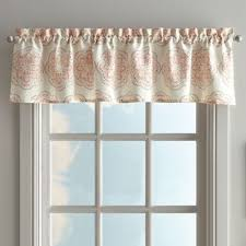 Bed Bath And Beyond Curtains And Valances by Buy Coral Curtain Valance From Bed Bath U0026 Beyond