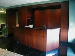 VARIOUS Law Office Reception Desk