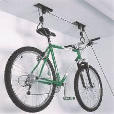 pulley bike storage aliexpress bike bicycle lift ceiling mounted