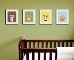 Woodland Creatures Nursery Bedding by Baby Nursery Breathtaking Wood Land Baby Nursery Decoration Using