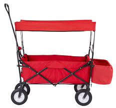 Kmart Beach Chairs With Umbrella by Sportcraft Canopy Wagon