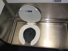 Does Amtrak Trains Have Bathrooms by Stainless Steel Toilets Of The World