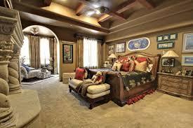 Master Bedroom Luxury Bedrooms In Rustic Style