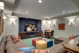 stunning wall sconce lighting decorating ideas for basement
