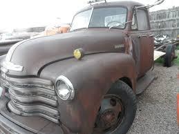 100 1952 Chevrolet Truck CHEVROLET 15 TON TRUCK Rapid City SD