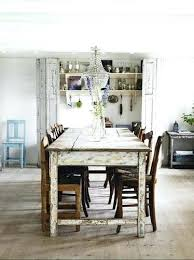 Eclectic Dining Room Table Update Rad Design Tables Small