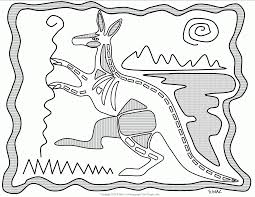 Coloriage à Imprimer Animaux Coloriage Australie Imprimer Coloriage Dingo Australien