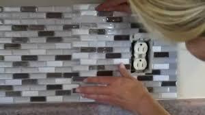 Murano Dune Mosaik Smart Tiles by Comment Découper Les Tuiles Autocollantes Smart Tiles Autour D U0027une