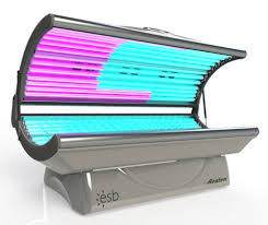 Solar Storm Tanning Bed by Avalon 24 Home Tanning Bed