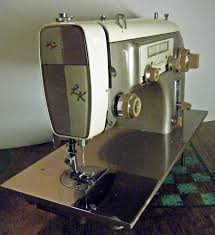 Vintage Kenmore Sewing Machine In Cabinet by Dragonpoodle Studio Lady Kenmore 89 A Pfaff 280 In Disguise