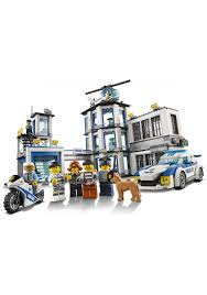 LEGO, Policijos Nuovada (60141),