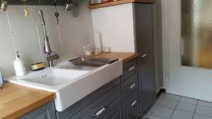 ikea küche grau