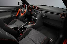 Scion Tc Floor Mats 2015 by 2015 Scion Tc Release Series 9 0 Revealed In Orange And Black