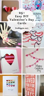 Easy DIY Valentines Day Cards