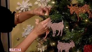 Martha Stewart Artificial Christmas Trees Kmart by Martha Stewart Christmas Decorations Kmart Home Decorating