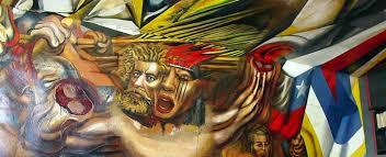 el universal inicia reparación de murales en chile