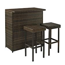 Furniture: Lowes Bistro Set For Creating An Intimate Seating ...