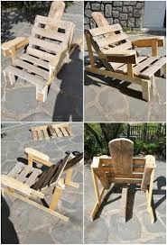 Pallet Adirondack Chair Plans by Awesome Wood Shipping Pallets Reusing Ideas For Your Home Diy